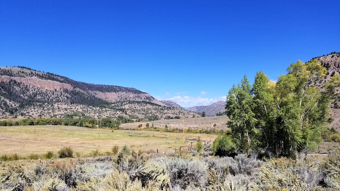Colorado, Gunnison, Gateview
