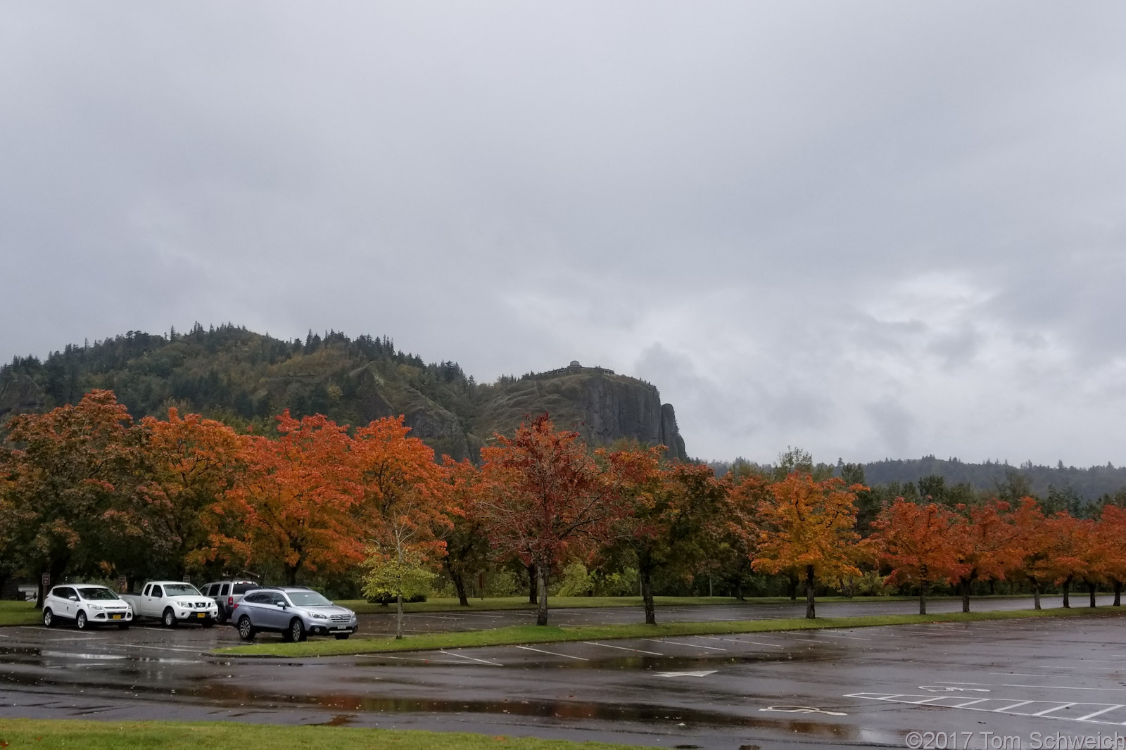Oregon, Multnomah County, Rooster Rock