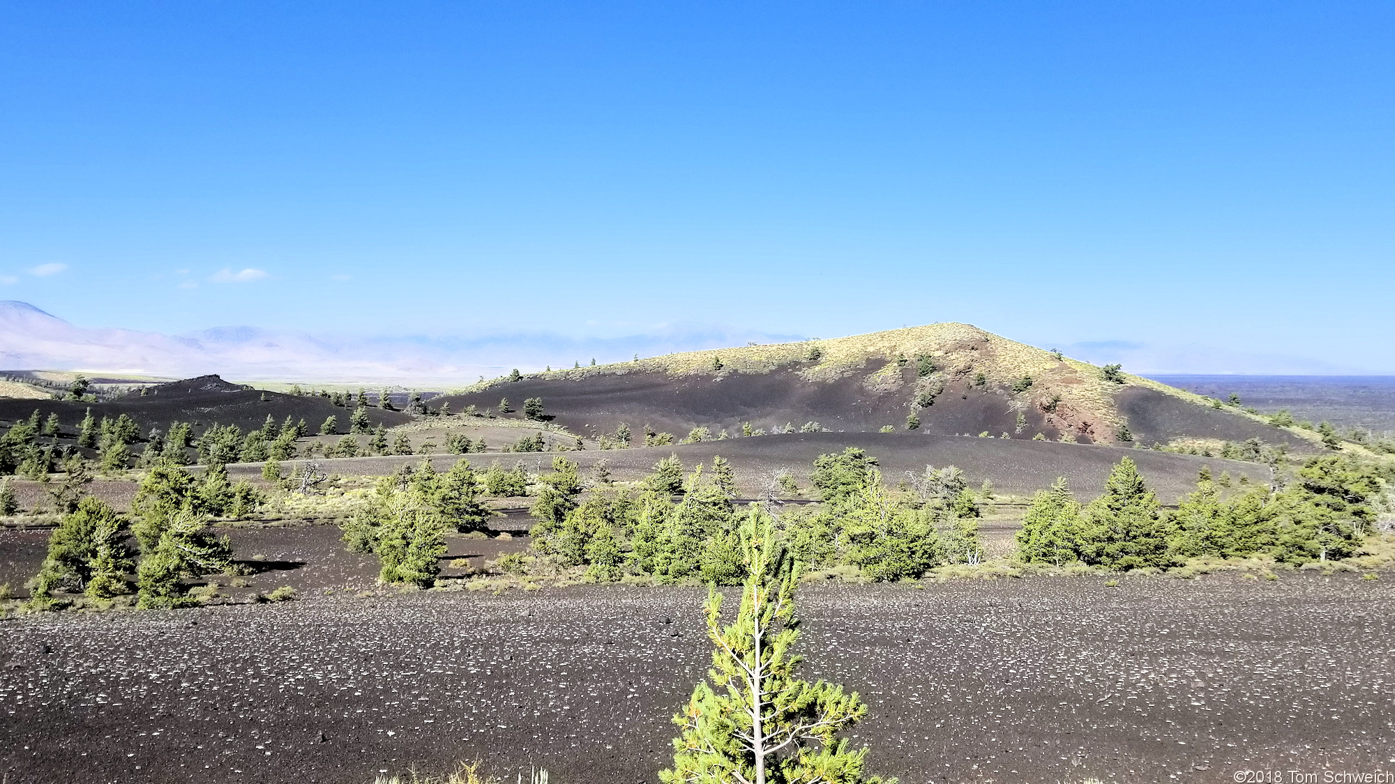 Idaho, Butte County, Craters of the Moon