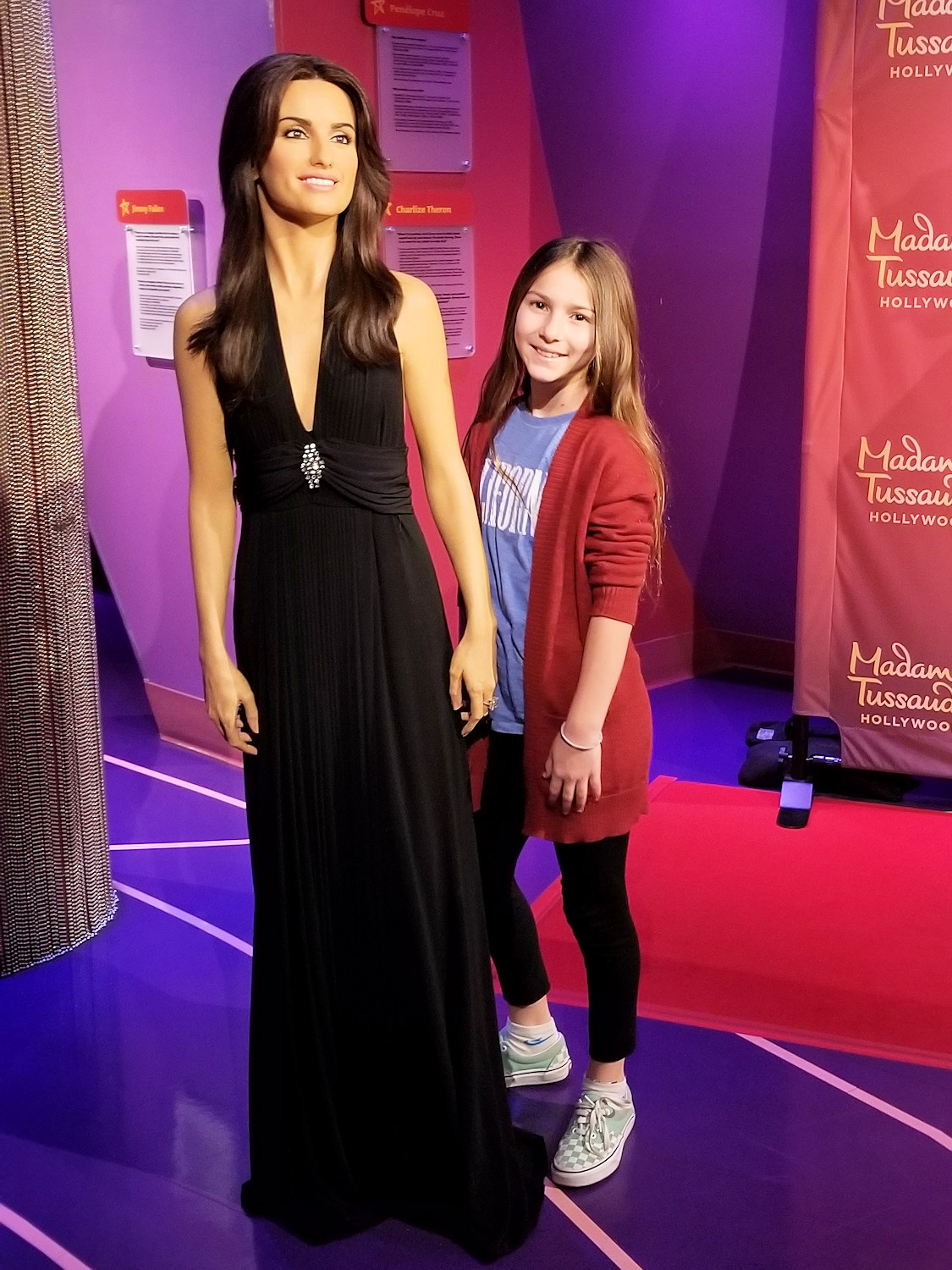 California, Los Angeles County, Hollywood, Madame Tussauds