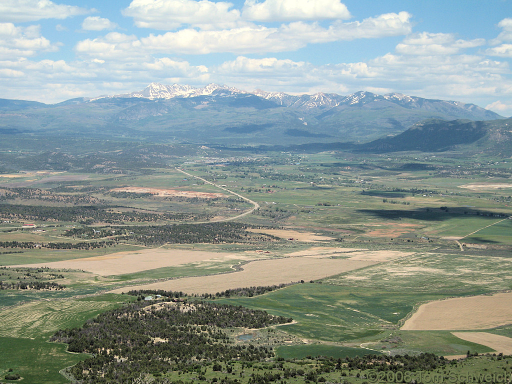 Colorado, Montezuma County, Mancos Valley
