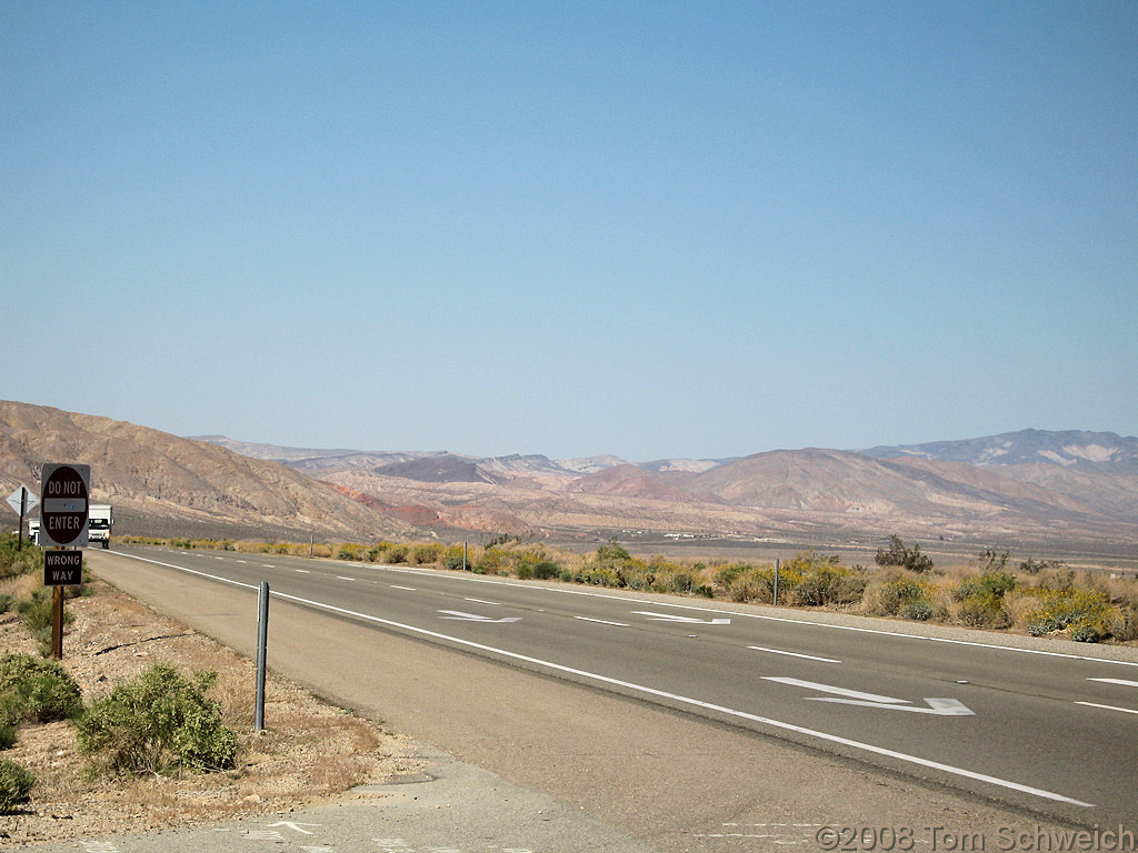 California, Kern County, Fremont Valley
