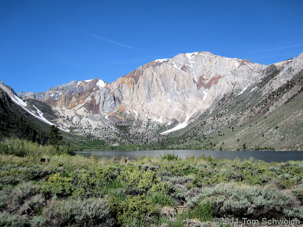 California, Mono County, Convict Lake