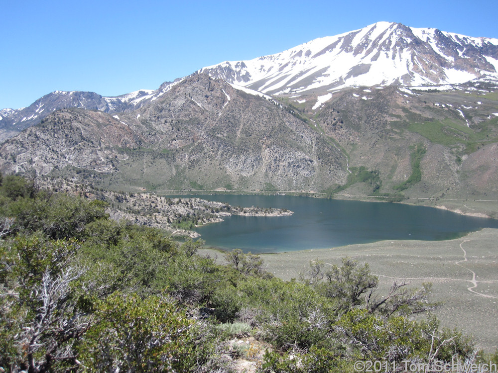 California, Mono County, Grant Lake
