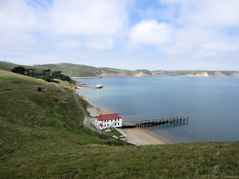 California, Marin County, Point Reyes Lifeboat Station