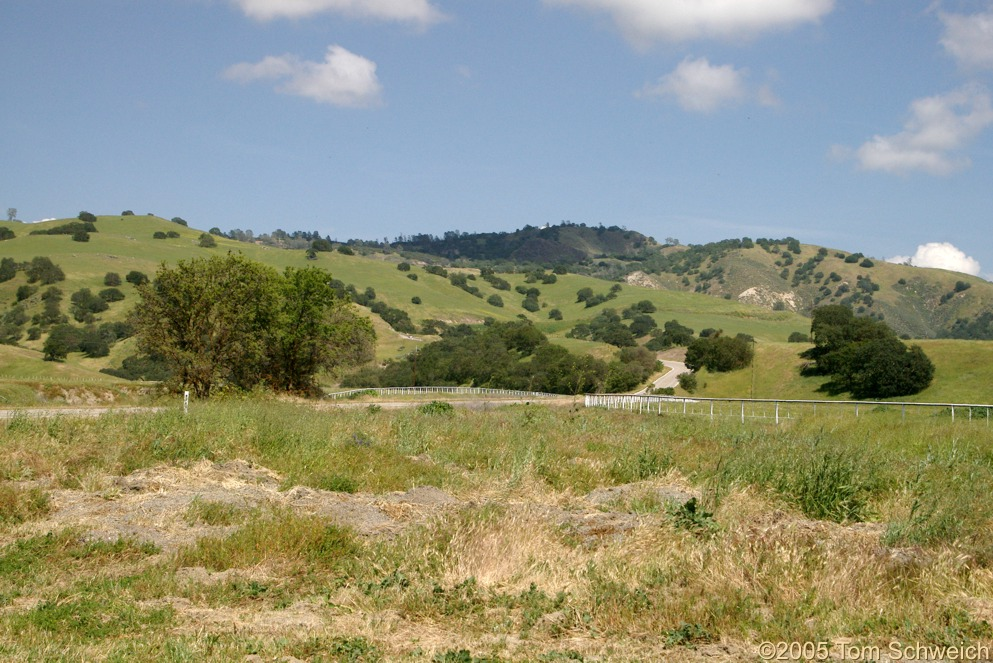 Peachtree Valley, San Benito County, California
