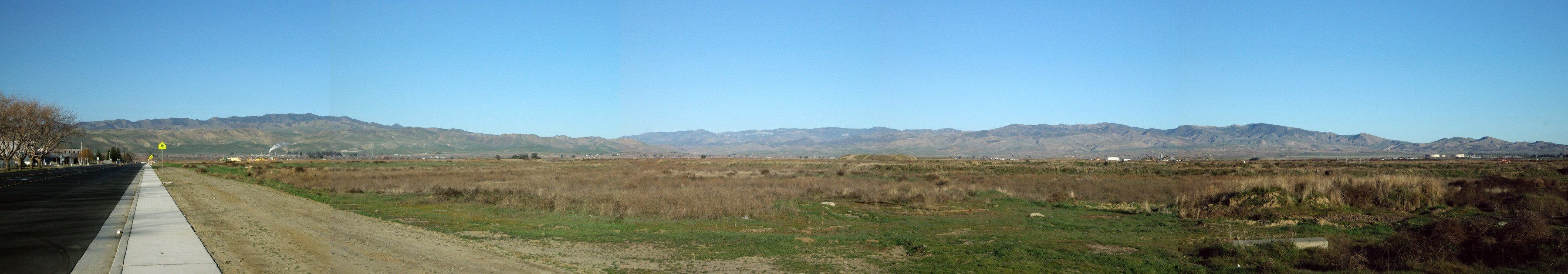 Pleasant Valley, Coalinga, Fresno County, California