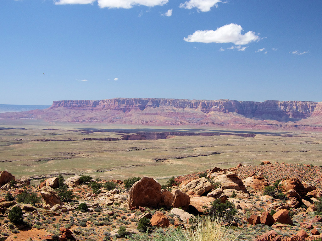 Arizona, Coconino County, Marble Canyon