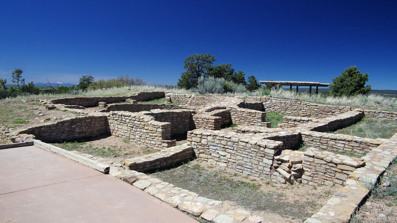 Colorado, Montezuma County, Anasazi Heritage Center