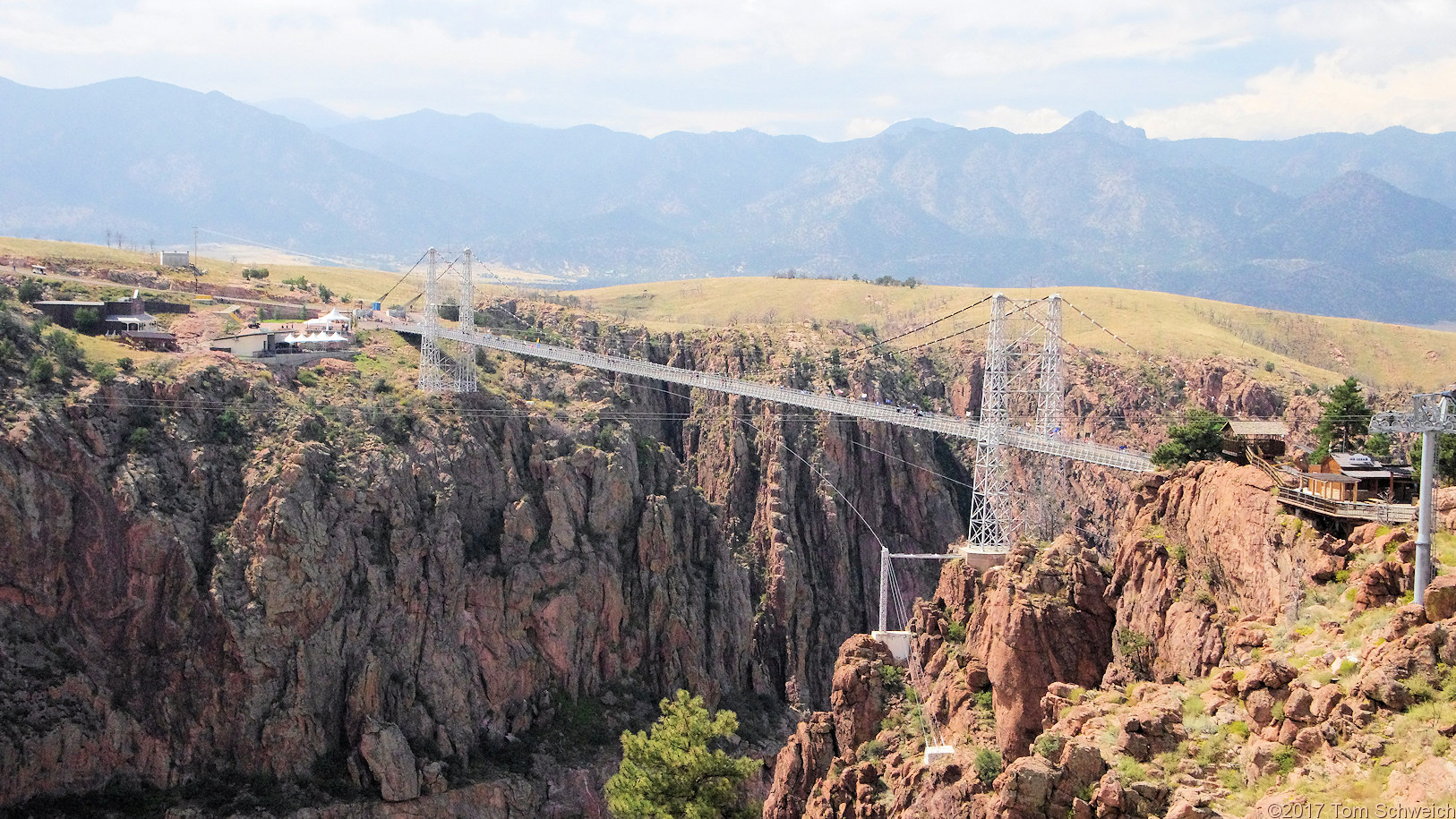 Colorado, Fremont, Royal Gorge Bridge