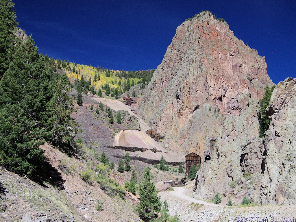 Colorado, Mineral, Creede