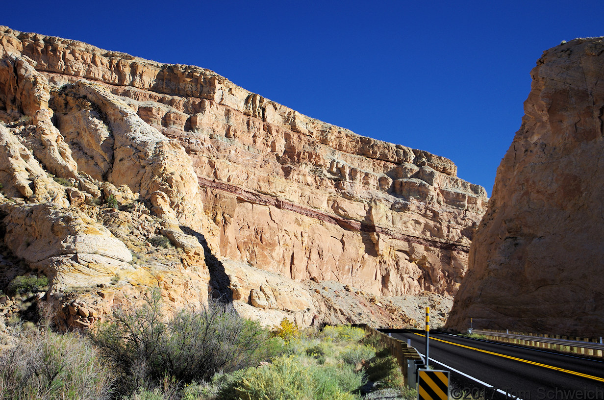 Utah, Wayne County, Capitol Reef National Park