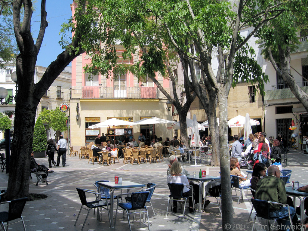 Photo plaza de peones jerez de la frontera for Muebles en jerez dela frontera cadiz