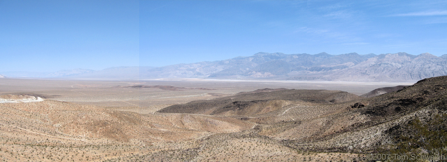 Panamint Valley, Inyo County, California
